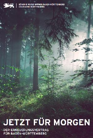Orientierungslos im Nebel: grün-schwarzer Koalitionsvertrag